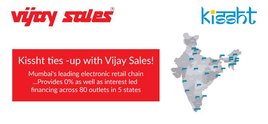 Kissht-Vijay sales